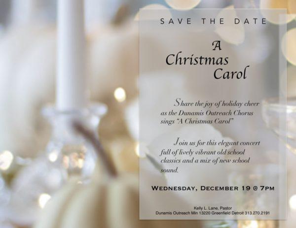 DOM Christmas Carol